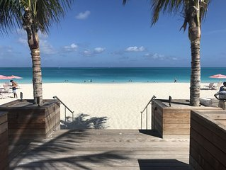 In the HEART OF GRACE BAY, Plaza at Ocean Club West