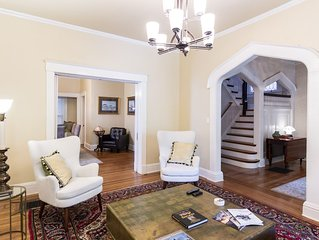 Walk to All, Historic District Luxury Home