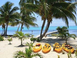 Incredible views of the Caribbean!!