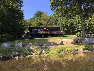 Awesome Lake House on Glass Lake in Averill Park, NY