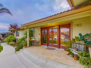 Welcome to The Palms in Morro Bay! Location, hot tub, pet friendly, beautiful <3