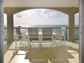 Luxurious Oceanview Condo in Cozumel