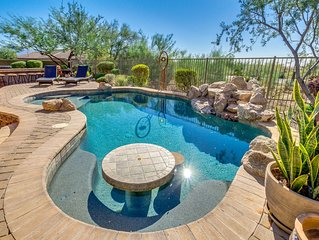 Cubs Spring Training! Resort style yard with *HEATED Pool*! Exquisite Home!