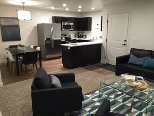 New! Redcliff Condo - Modern, Comfortable, Family Friendly and Close to Arches