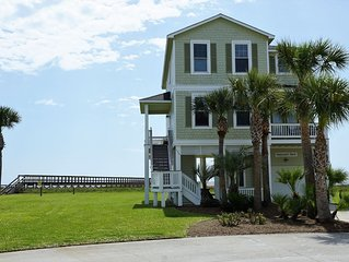 Pointe West BEACHFRONT next to dune walkover! - 4 bed 4 bath