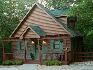 RETREAT to Helen, one of Top 7 Magical Mountain Towns. A 4-Season destination.