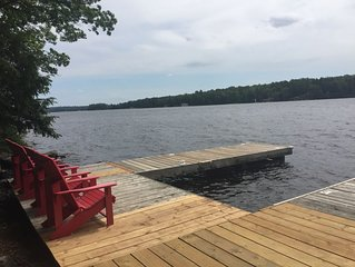 Welcome to Raven Point on Birch Island, Lake Muskoka