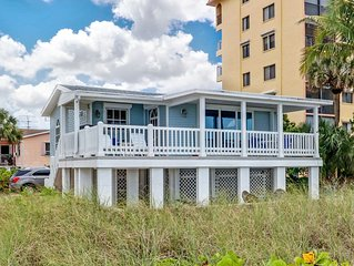 Beach Haven - Beautiful Beachfront Cottage