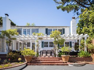 Time-honored architectural treasure in Carmel-by-the-Sea!