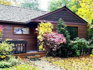 Amazing cottage in perfect downtown CDA location. Perfect couples getaway!