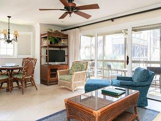 Premier One Bedroom Beach Villa - Just Feet from the Beach!