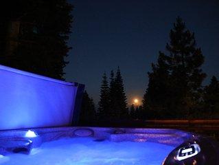 $ 209 Gap Specials*Hot Tub*Sauna*Pet & Family Friendly*Near Squaw Alpine,