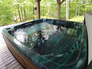 Beautiful Spacious Home At Lake Wallenpaupack with Hot Tub! *Best Rates*!!!