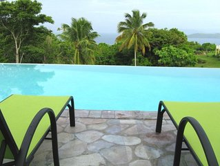 New 2-Bedroom Villa with Infinity Edge Pool on Nevis