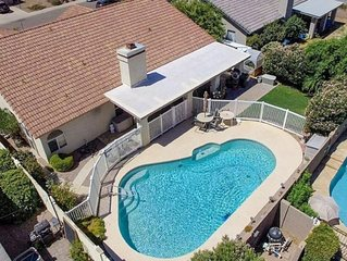 Cozy Warm And Luxurious Home with heated Pool! virtual tour-Check the video link