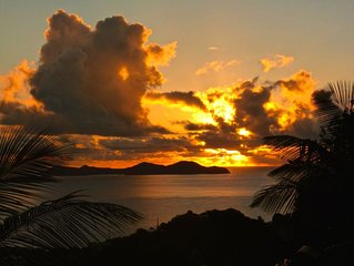 Here Comes the Sun: Island Life with Comforts of Home