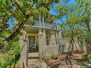 Look at our fall rates,Southside 30A,90 steps to beach/beachfront heated pool