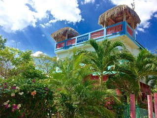 Coral Cottage Jamaica - Caribbean seaside villa, right outside of Negril!