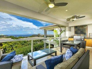 Spectacular 3rd Row Villa at Ho'olei with Ocean Views