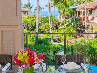 Castaway Cove C201 at Wailea Beach Villas - Extensively Re-decorated