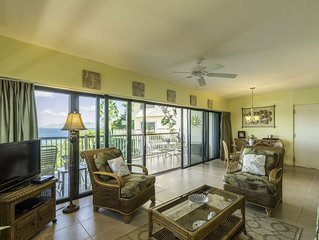Best of both - location/views. Lower $ available for longer stays. B21