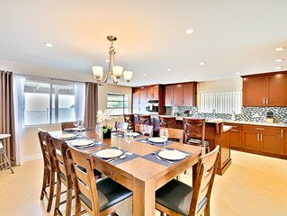 Family Home w/ Private Heated Pool, Outdoor Living & Close to Disney!