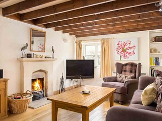 Forge Cottage is a lovely Cotswold stone property, managed by the neighbouring G