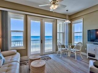 Leeward I- Unit 9 - Seaside Area, King Bed, 10' Ceilings, Includes Vendor Beach
