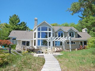 Northport Haven - a Large, Beautiful Home on Grand Traverse Bay!