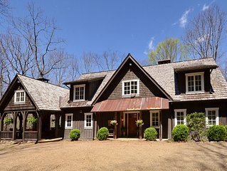 Spacious Family Home in Exclusive Chattooga Club