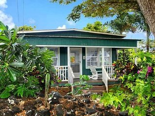 Easy Walk to Poipu Beach Park & Restaurants, Sleeps 5, Near 2 Great Golf Courses