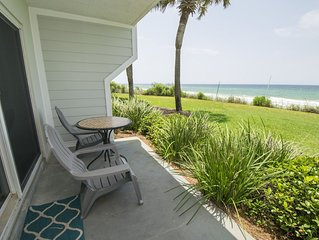 Awesome 3BR Beachfront condo - WiFi - Great Rates!