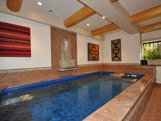 Zephyr Cove Tahoe Tranquility, 6 bedroom family home indoor hot tub (ZC695)