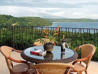 Terraza Bonita has lovely unobstructed views to the sea