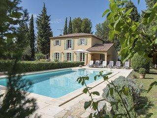 Villa*** avec piscine - Ideale pour les familles ! Provence