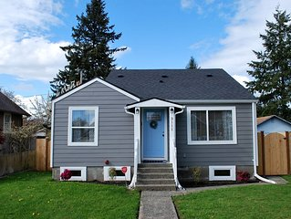 Gorgeous Home Close To Ups & Downtown Tacoma!
