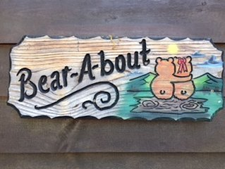 BEAR-A-BOUT  $119.00 a nite  with 3 bedrooms, 3 baths !
