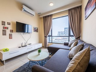 2R2B for 4 guests Eclipse Deluxe Apartment