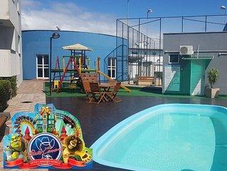 Lunata Easy Club, Apartamento 1, Praia Penha SC Parque Beto Carrero