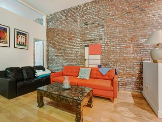 Lower East Side Manhattan Luxury 4bed/2bath Loft!