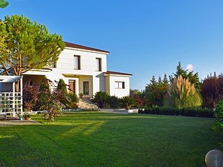 Villa Komfort in Zakynthos suitable for family or group with private pool