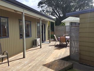 Wharekaho Coastal Holiday house and guest house