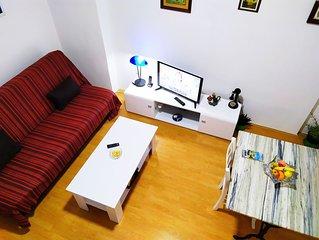 Cosy apartment Podgorica Center