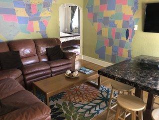 Best location in Milwaukee! Lower Duplex Unit