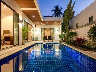 Private 3br Pool Villa (IV1-V15)