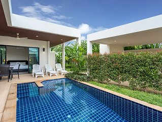 Tropical 3br Boutique Pool Villa by Inti
