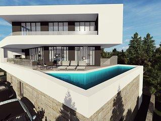 Modern Luxury 5* Villa Olymp