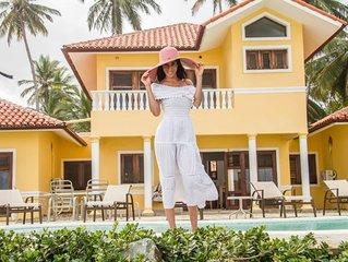 Exceptional Beach villa