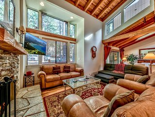 Your perfect all season Lake Tahoe vacation townhome