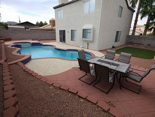 Splendid 3 Bed House With Pool and Spa!